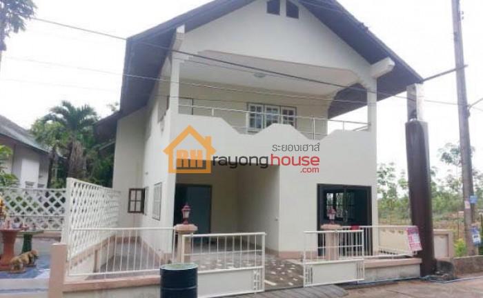 ขายถูก บ้านเดี่ยว 2 ชั้น หมู่บ้านคงคอแรน