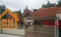 1265, ขายบ้านแฝดชั้นเดียว หมู่บ้านแผ่นดินทอง