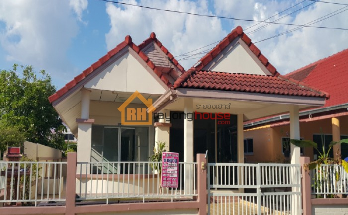 ขายถูก บ้านเดี่ยวชั้นเดียว หมู่บ้านกรุงไทย ซอย 17