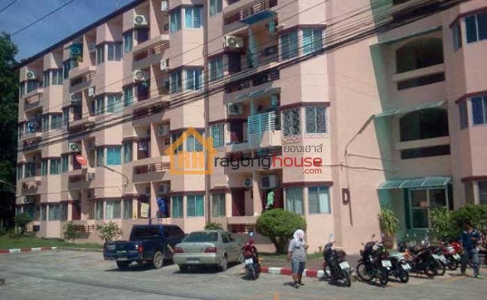 ห้องชุด บ้านฉางคอนโดมิเนียม D