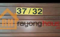 บ้านชายทะเล 37/32 ให้เช่า, ห้องชุดบ้านชายทะเล ให้เช่า 37/32 ชั้น 5 วิวทะเล หาดแสงจันทร์ ระยอง รายวัน รายเดือน