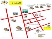 1650, ทาวน์เฮ้าส์ชั้นเดียว หมู่บ้านชวรินทร์