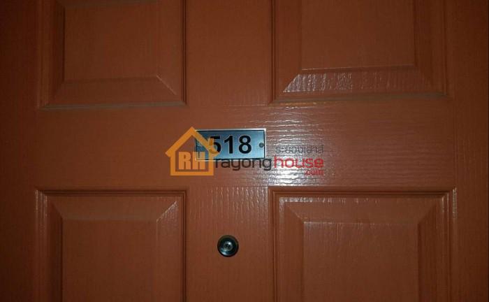 ขายถูก อาคารชุดคอนโดกฤษฎา พรีเมียร์ เพลส อมตะซิตี้ ห้อง 518 เลขที่  89/118