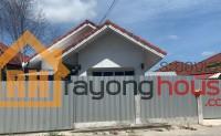 2012, ขายถูก บ้านเดี่ยวชั้นเดี่ยว หมู่บ้านฟายโฮม ชมวิวซอย9/4 เลขที่ 124/60